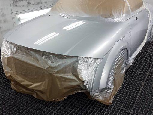 Audi TT #peinture