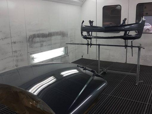 Mercedes c204 #peinture