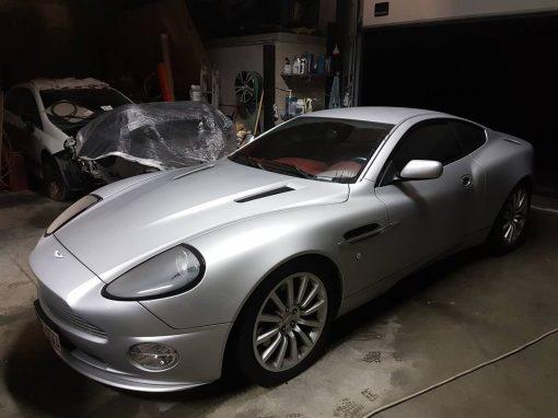 Aston #carrosserie